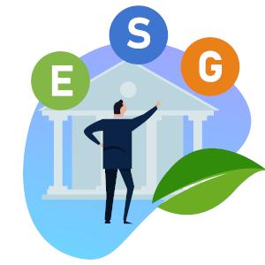 Bild vom ESG Logo